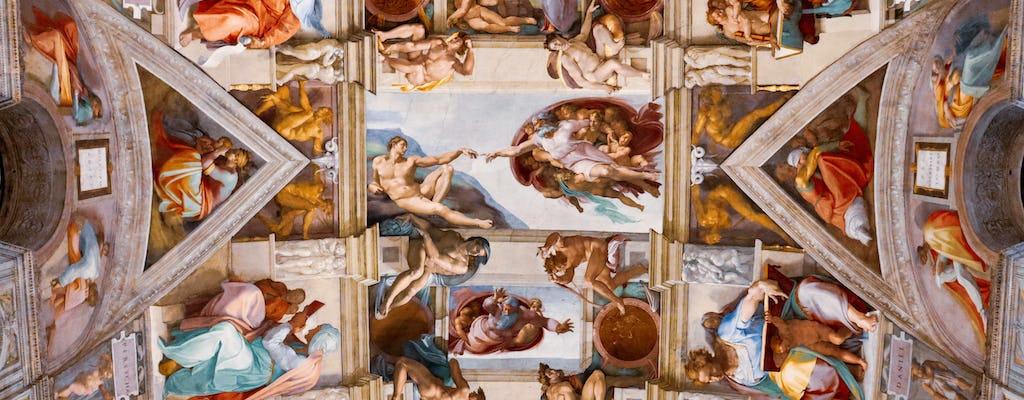 Рим и Ватикан-экскурсия на целый день с minivan транспорта