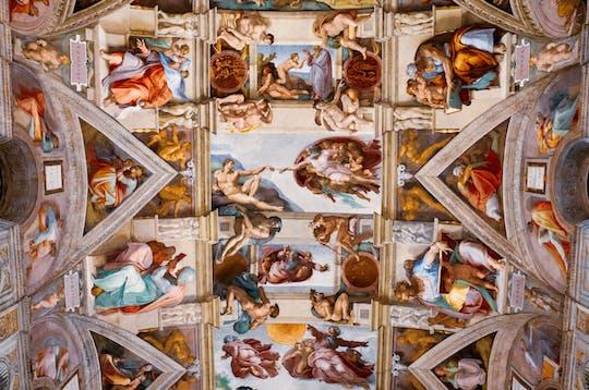 Recorrido de 1 día por Roma y el Vaticano con traslados en miniván