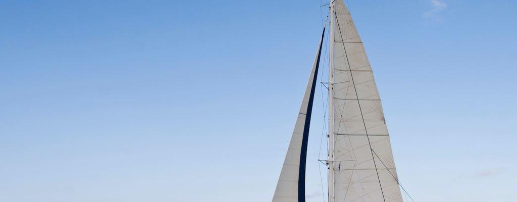 Excursion en catamaran à Cayo Blanco