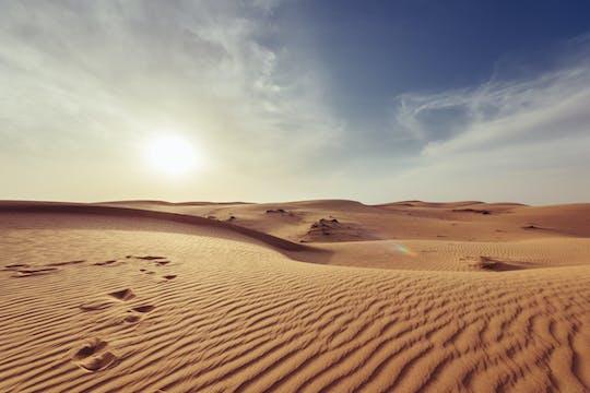 Tour privado de Wadi Rum desde el Mar Muerto