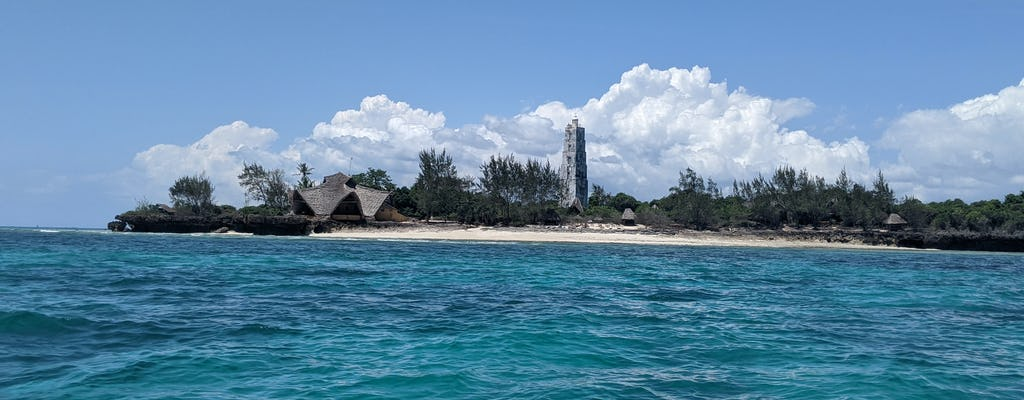 Chumbe Island Coral Park day tour from Zanzibar