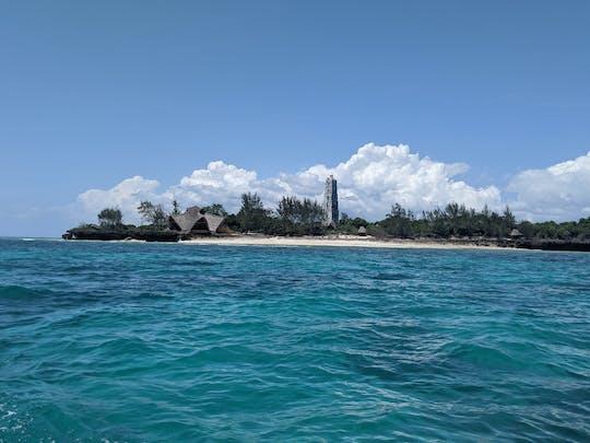 Jednodniowa wycieczka do Chumbe Island Coral Park z Zanzibaru