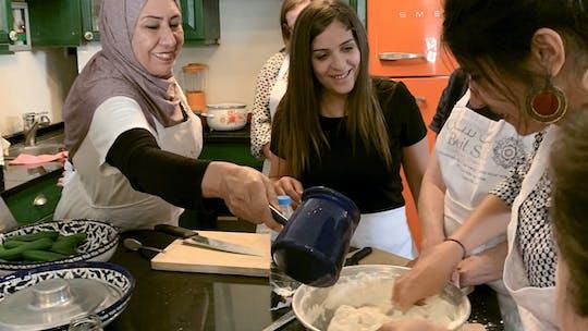 Cours de cuisine d'une demi-journée à Amman