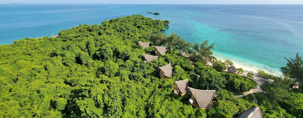 Chumbe Island Coral Park multi-day tours from Zanzibar
