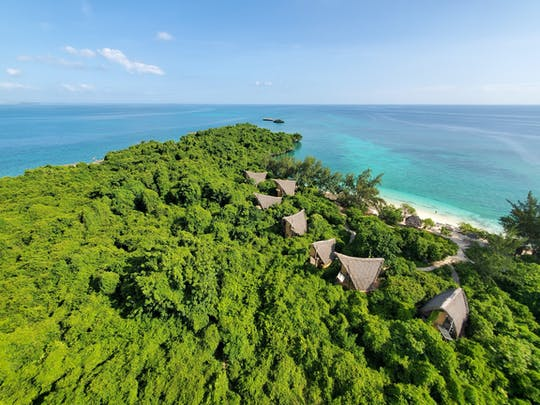 Tour di più giorni di Chumbe Island Coral Park da Zanzibar