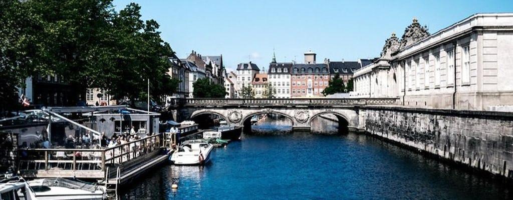 Королевский Копенгаген замки пешеходная экскурсия