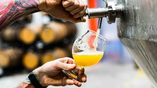 Tour da cerveja artesanal em Copenhague
