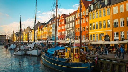 Лучшие Копенгагена пешеходная экскурсия