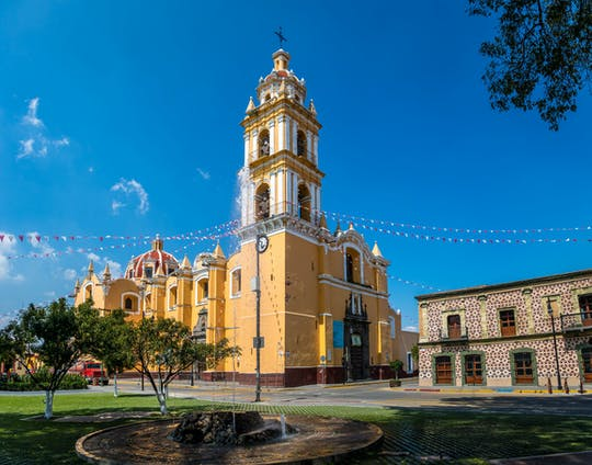 Tour guiado por Puebla y Cholula