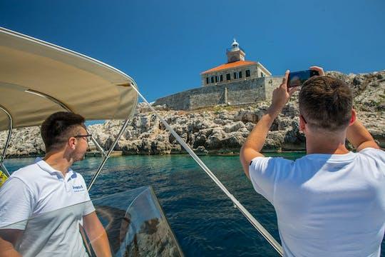 Croisière panoramique sur la mer de Dubrovnik et remparts
