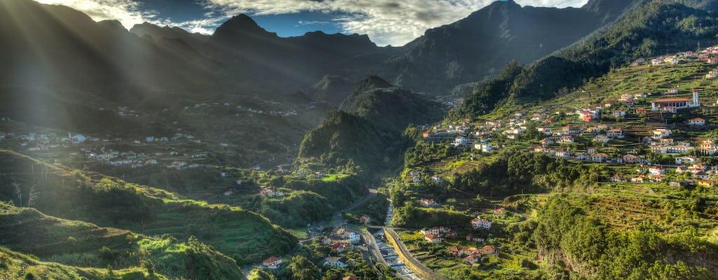 Encantadora excursão 4x4 norte do Funchal