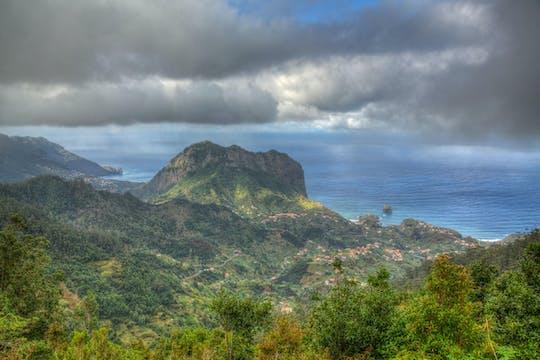Kombination aus südöstlichem Madeira und Levada Walk