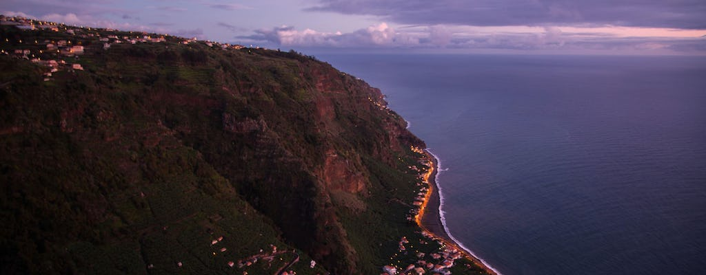Madeira 4x4 private tour at sunset