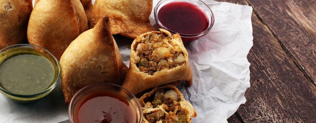 Tour gastronomico a piedi di Amritsar