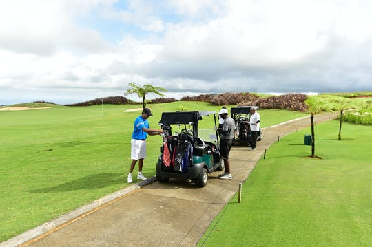 Mauritius Avalon Golf