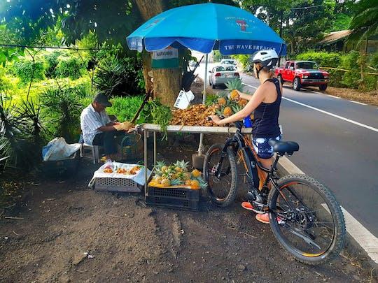 Passeio de E-bike nas Maurícias em Grand Port