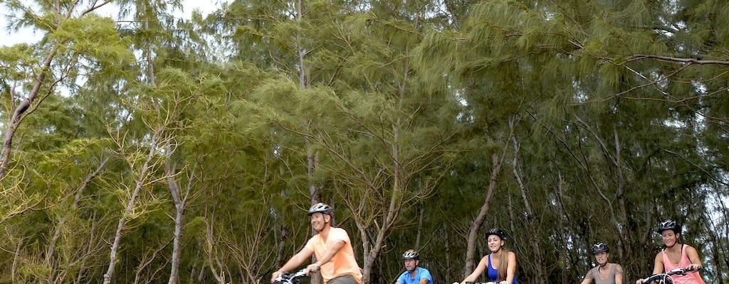 Passeio de E-bike nas Maurícias em Pamplemousses