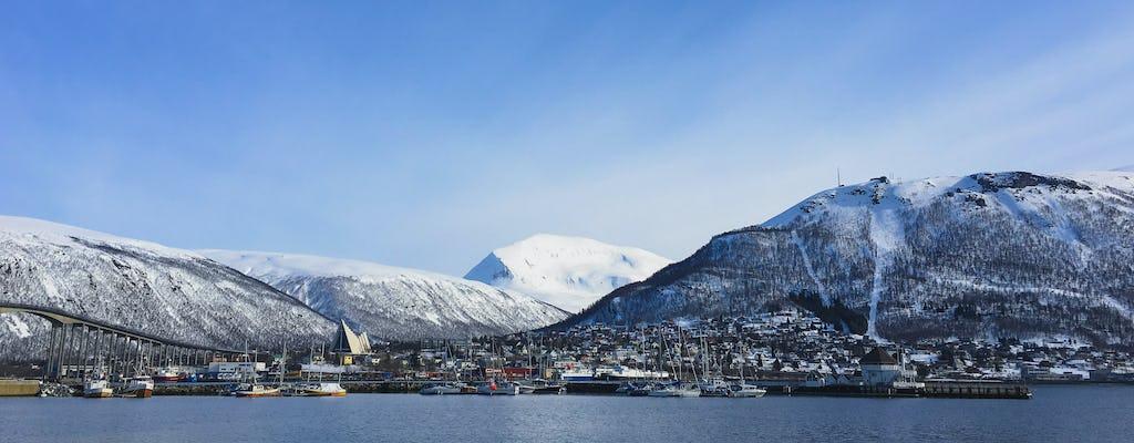 Paseo por la ciudad de Tromsø