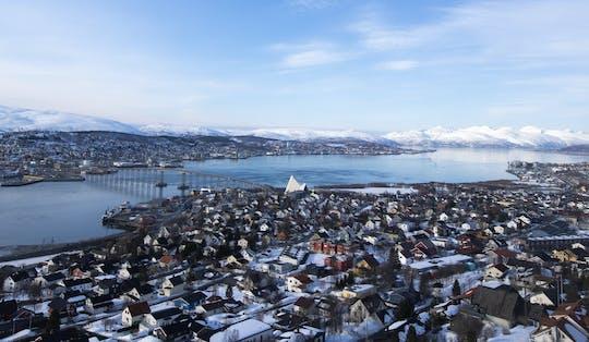 Visite de l'île de Tromsø