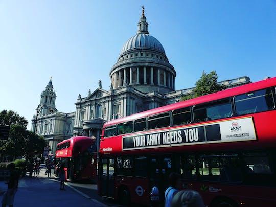 Tour de un día por lo mejor de Londres