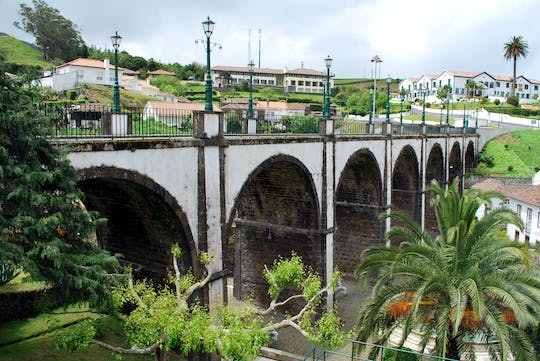 Northeastern São Miguel full-day van tour