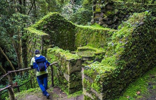 Całodniowa wycieczka piesza Moinhos da Ribeira Funda