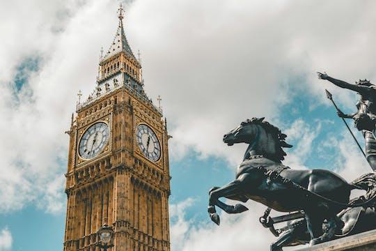 Tour a piedi per piccoli gruppi delle 30 migliori attrazioni di Londra