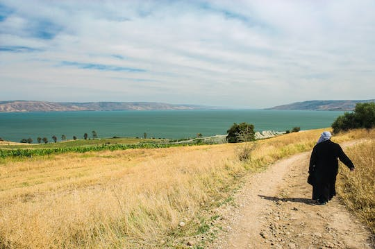 Full-day tour of the Sea of Galilee, Cana, Magdala and Mount of Beatitudes from Tel Aviv