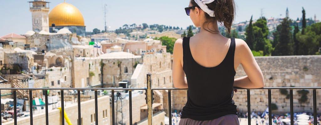 Tour di Gerusalemme sulle orme di Gesù da Tel Aviv