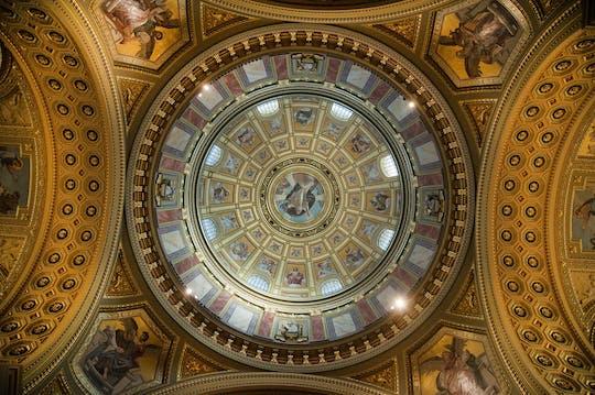 Экскурсия по базилике Святого Стефана с выходом на башню в Будапеште