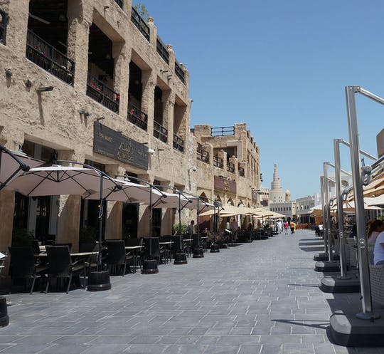 Tour de 2 horas por el mercado histórico de Souq Waqif