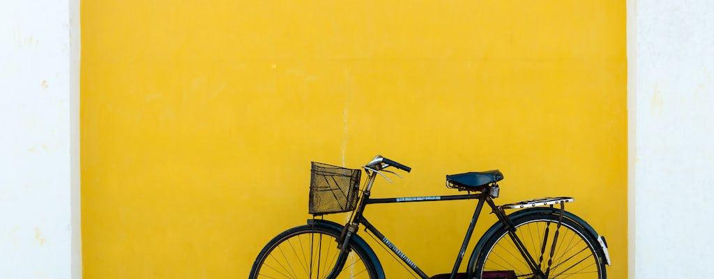 Passeio de e-bike em Jaipur
