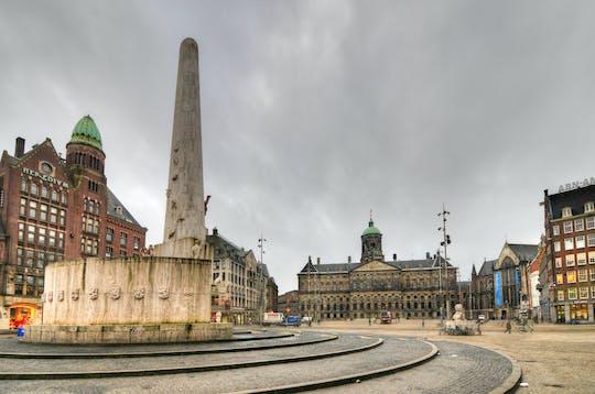 Prywatna II wojna światowa i wycieczka do Holokaustu w Amsterdamie