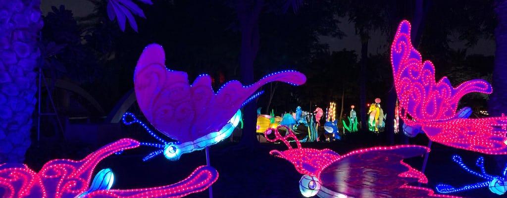 Dubai Glow Garden tickets