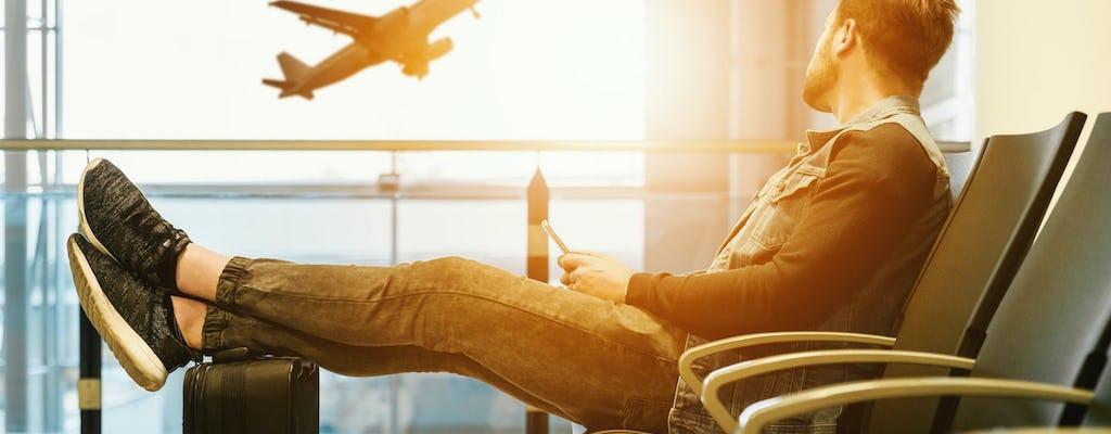 Gemeinsamer Transfer zwischen Hotels und Flughäfen in Rom