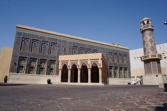 2-godzinna wioska kulturalna Katara