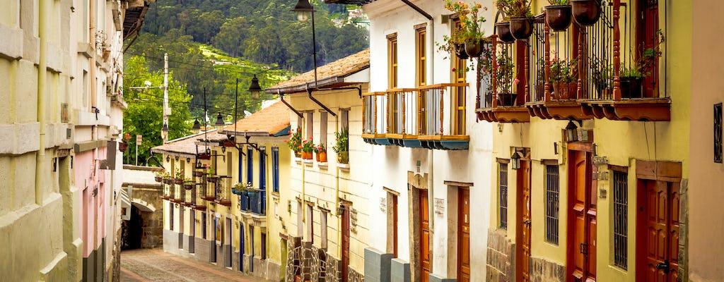 Tour en bicicleta por Quito