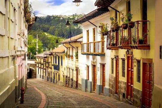 Tour à vélo de Quito