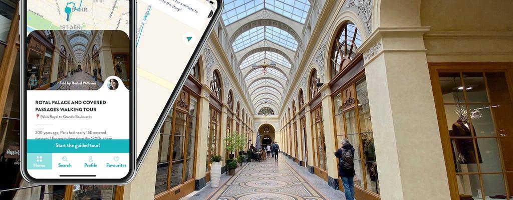 Королевский дворец и крытыми переходами с аудиогидом на вашем смартфоне