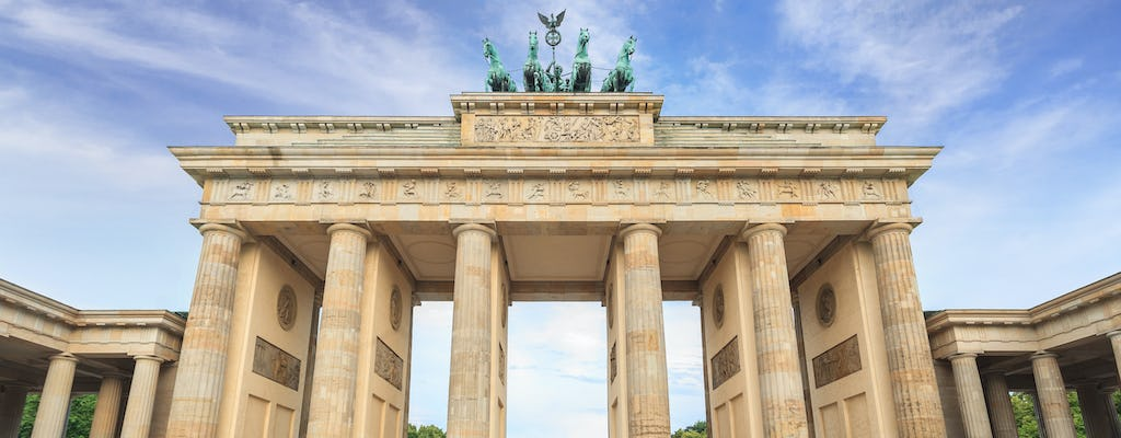 Private walking tour of Berlin