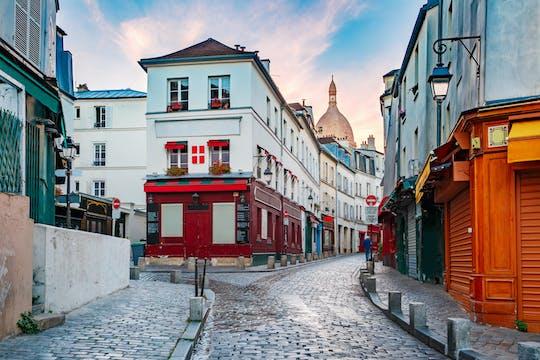 Tour en español de los cabarets de París en Montmartre