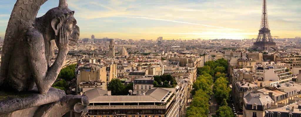 Tour privado por París en español