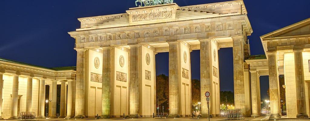 Recorrido a pie por el Berlín nocturno