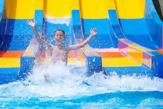 Yas Waterworld Abu Dhabi tickets