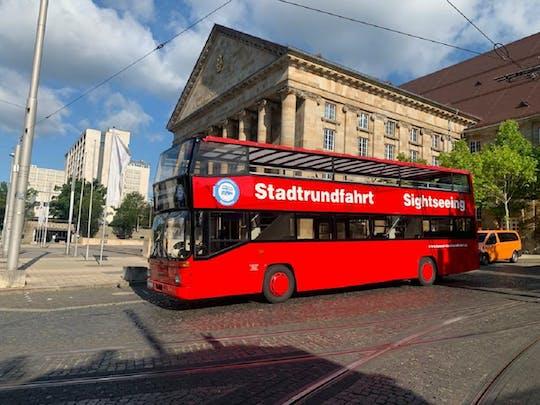 City tour em ônibus turístico Kassel