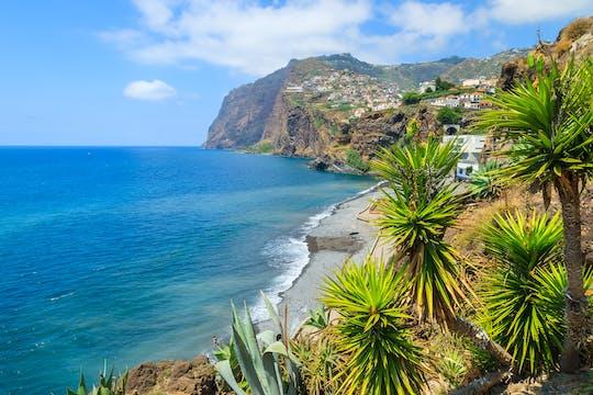 Tour privado de dia inteiro na Madeira em 4x4