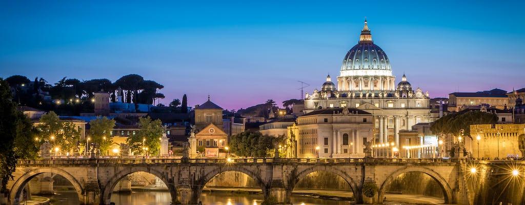 Частная ночной Рим экскурсия по e-велосипед