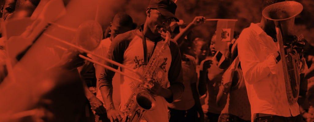 Bilety do Narodowego Muzeum Muzyki Afroamerykańskiej