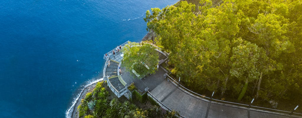 Madeira all-island private tour