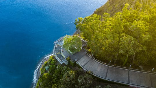Tour privado em toda a ilha da Madeira